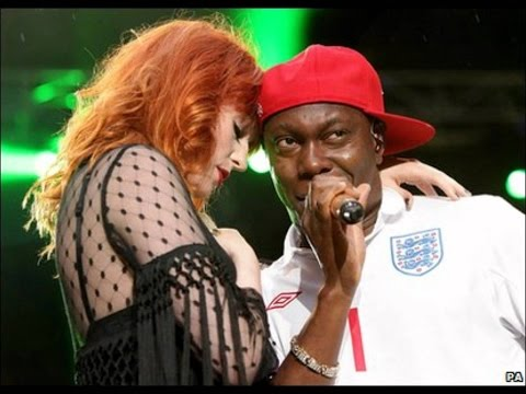 Glastonbury 2010 Mix  Dizzee Rascal with Florence  Dirtee Love