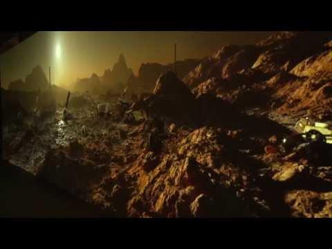 Mariner 9 - Kelly Richardson interview