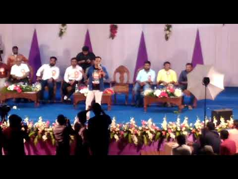 Kuppam engineering college 17th annual day celebration accter tarun speech