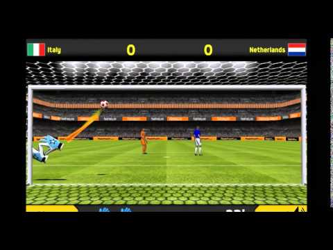 Goalkeeper Premier for Android ( Samsung Galaxy Tab 3 10.1 )