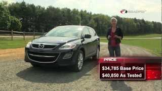 Mazda CX-9 2012 SUV Test Drive & Car Review with Emme Hall by RoadflyTV