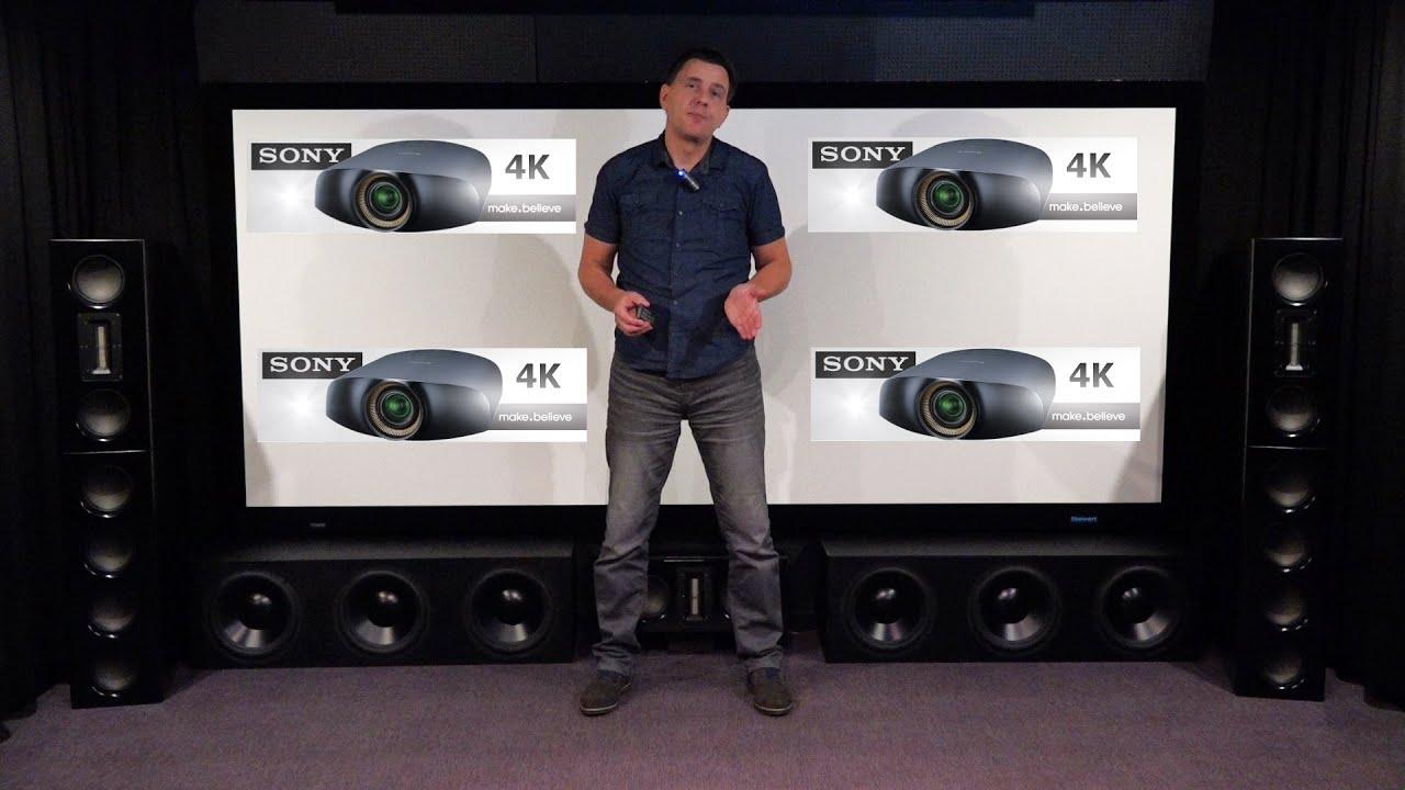 sony vpl vw520es 4k heimkinobeamer test mit hdr youtube. Black Bedroom Furniture Sets. Home Design Ideas