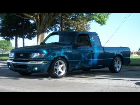 Mini-Ranger: Lowered 1997 Ford Ranger from YouTube · Duration:  2 minutes 44 seconds