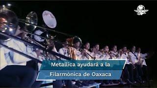 El nuevo material discográfico de Metallica que ayudará a la Banda Filarmónica de Ayutla será lanzado en septiembre, con el cual la banda estadounidense de heavy metal celebrará sus 30 años