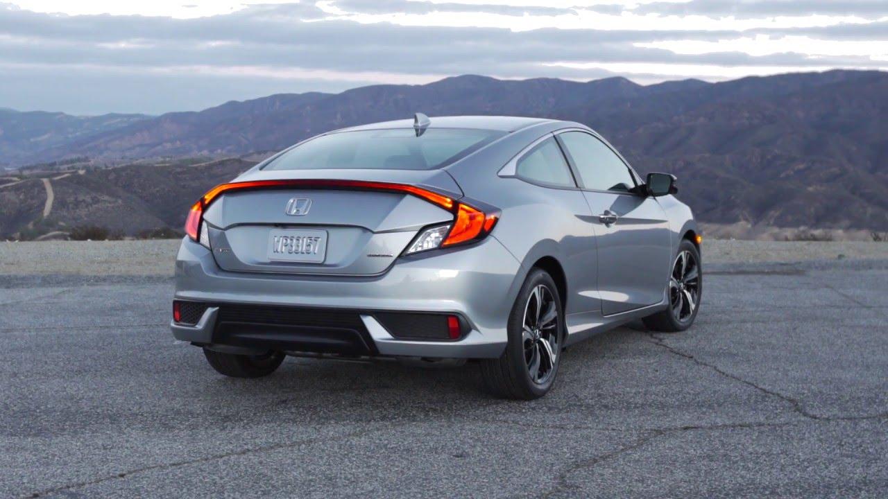 2016 Honda Civic Touring In Lunar Silver Metallic