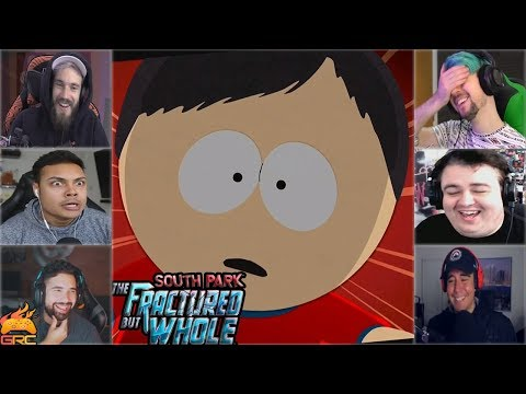 """Gamers Reactions to the Backstory """"Your Dad Fudged Your Mom"""" 