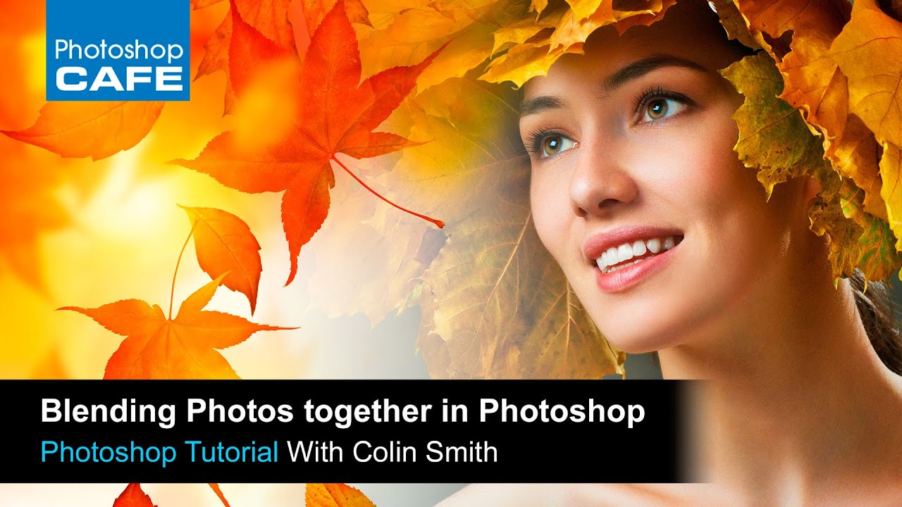 How photoshop in combine to photos