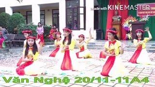 Múa bài Non Nước Hữu Tình / Văn Nghệ 20/11-11a4
