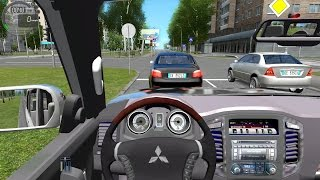 City Car Driving - Mitsubishi Pajero