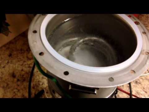 water heater element hook up