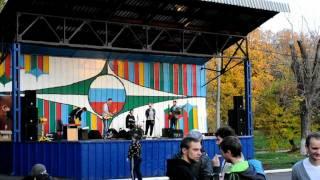 Фестиваль живой музыки в парке Красная Пресня