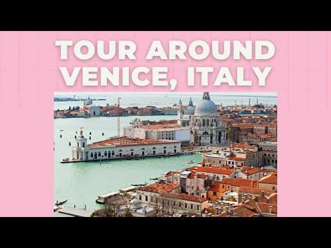 Tour Around Venice, Italy