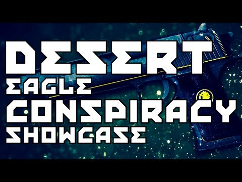 CS:GO Desert Eagle | Conspiracy Showcase Edit