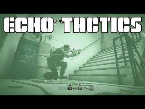 Echo Tactics - Rainbow Six Siege Highlights