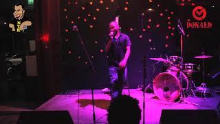 Kadabra Mc - Performance no HIP HOP COMEDY Live