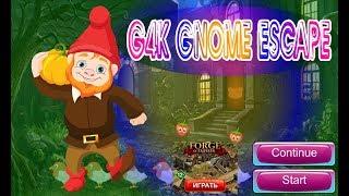 G4K Gnome Escape Walkthrough Games4King