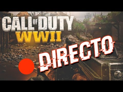 Second change!!|Call of duty WWII