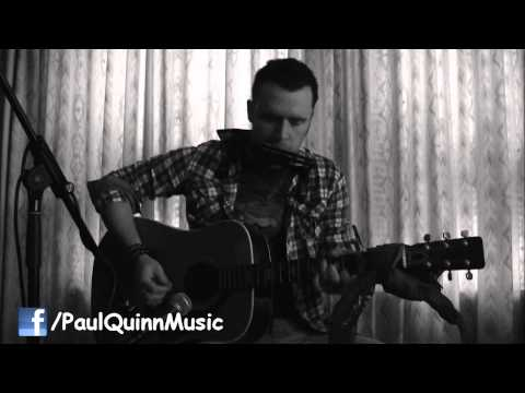 The Wire (Opening TV Theme) - Paul Quinn Acoustic Guitar (Tom Waits cover)