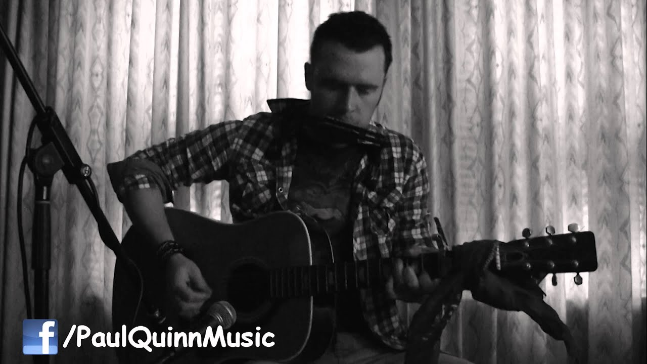 The Wire (Opening TV Theme) - Paul Quinn Acoustic Guitar (Tom Waits ...