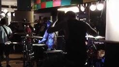 Amplified Hate - Live Your Dream @Jugendcafé Reutlingen (Drumcam Maexx)