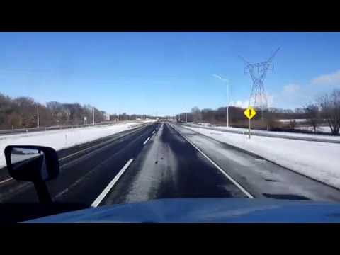 BigRigTravels LIVE! Final broadcast of 2017-Sterling to Hampshire, Illinois Interstates 88, 39 & 90