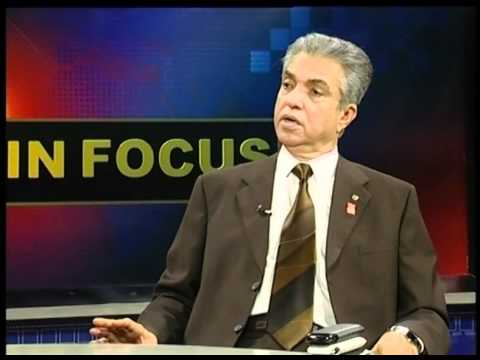 Business Plus TV interview on issues facing the textile industry in Pakistan.