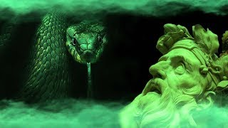 Saint Patrick and the Serpents of Ireland