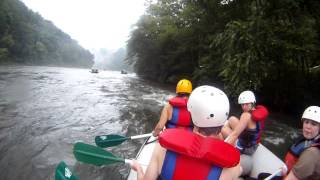 "Ocoee River Whitewater Rafting 16 ""Hiawassee Shoals"""