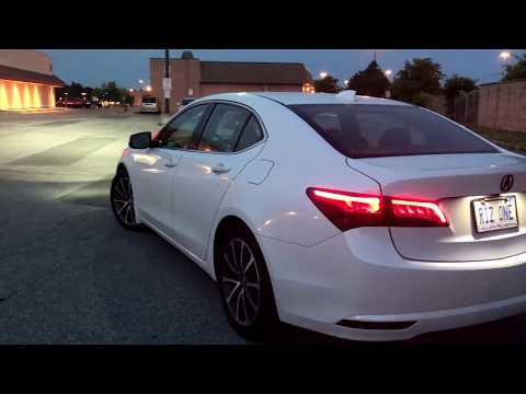 2015 Acura TLX V6 SH AWD Review