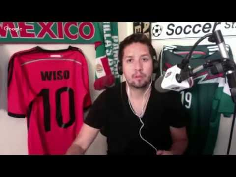The Mexican Soccer Show: Mexico heads to the Olympics!