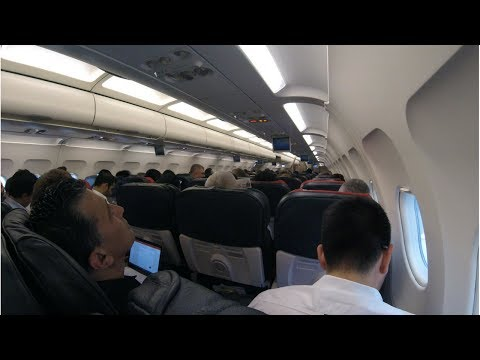 35min Flight! Turkish Airlines A321 Flight Review Istanbul- Ankara
