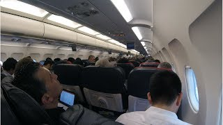 35min Flight! Turkish Airlines A321 Flight Review Istanbul- Ankara