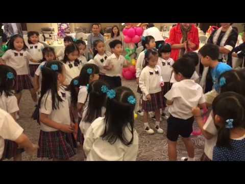 KM Dreams 活動統籌 (ST.PAUL Kindergarten Graduation Lunch 2016)