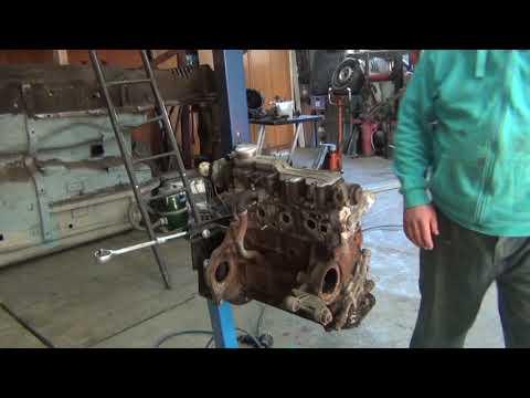 Opel Ascona C 16 LZ Aufbereitung Teil 2