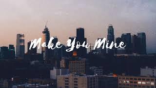 Gambar cover Make You Mine - Ali Gatie (lyrics)