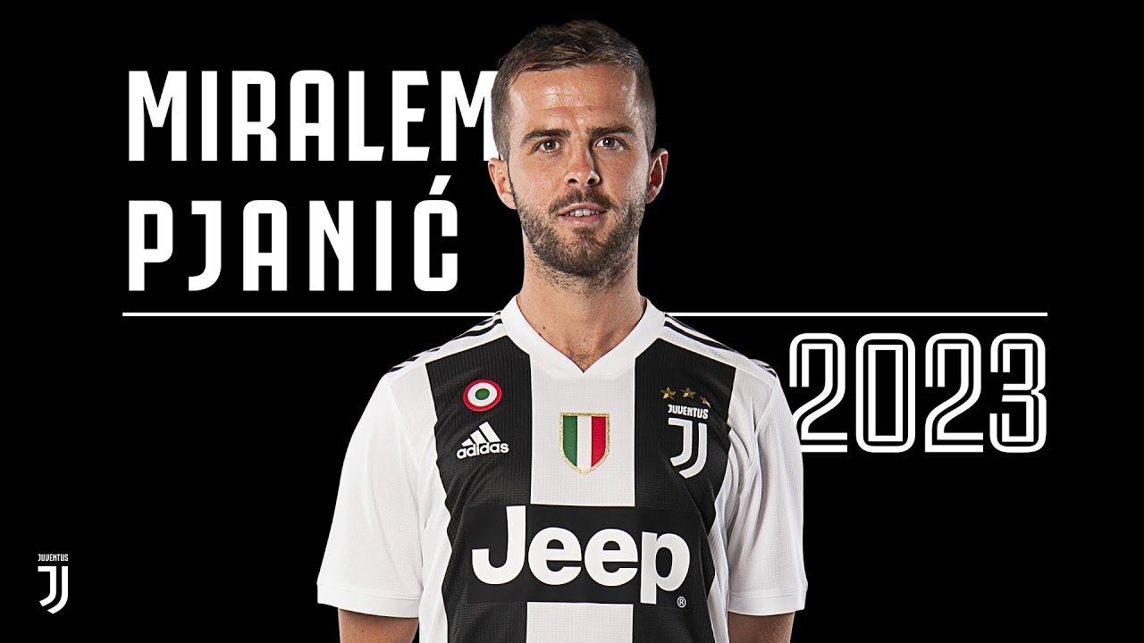 Miralem Pjanic Renews Juventus Contract Until 2023 Youtube