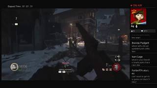 CoD WWII (5) - Zombies & Replay Campaign on Veteran