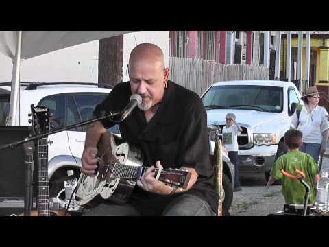 John Mooney - Country Boy (2012 Freret Street Festival)