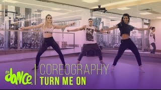 Turn Me On - Kevin Lyttle - Coreografía - FitDance Life