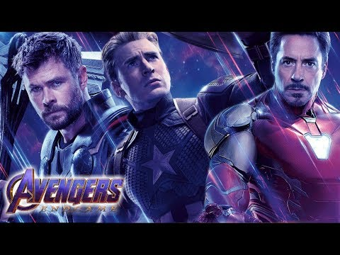 NEW LOOK At Avengers In Avengers Endgame Special Posters From MARVEL