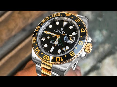 Rolex GMT Review – GMT-Master II Ceramic Watch