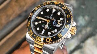 Rolex GMT Review – GMT-Master II Ceramic Watch