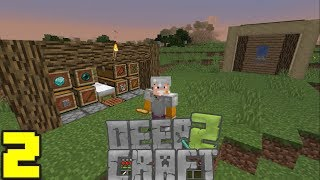 MEKAN BELLİ PEKİ YA PLAN ?!! Deepcraft 2 Bölüm 2