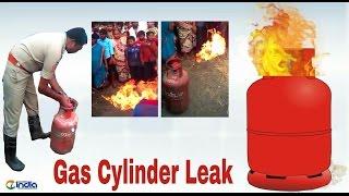 Safety precautions while Gas Cylinder leakage || గ్యాస్ లీక్ అయినప్పుడు కంగారు పడకుండా ఇలా చేయండి thumbnail