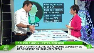 ¿Cómo calcular la pensión que se cobrará tras la jubilación?