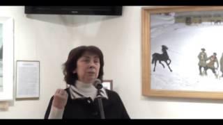 Выставка Б.А. Овчинникова-Новочадовского. Екатеринбург