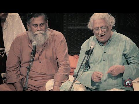 Pt. Narayanrao Bodas with Pt. Kedar Bodas: Raag Rageshree