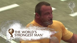 2008 Power Stairs: Heat Two | World