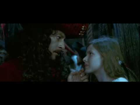 peter pan 2003 hook and wendy relationship
