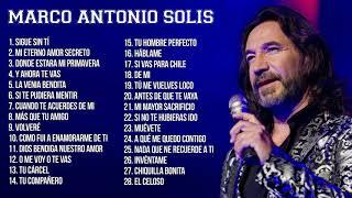 Marco Antonio Solis   Mas Exitos En Vivo